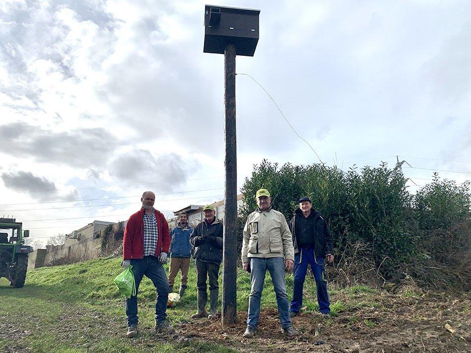 IVN-Uilenwerkgroep-Voerendaal-uilenkasten